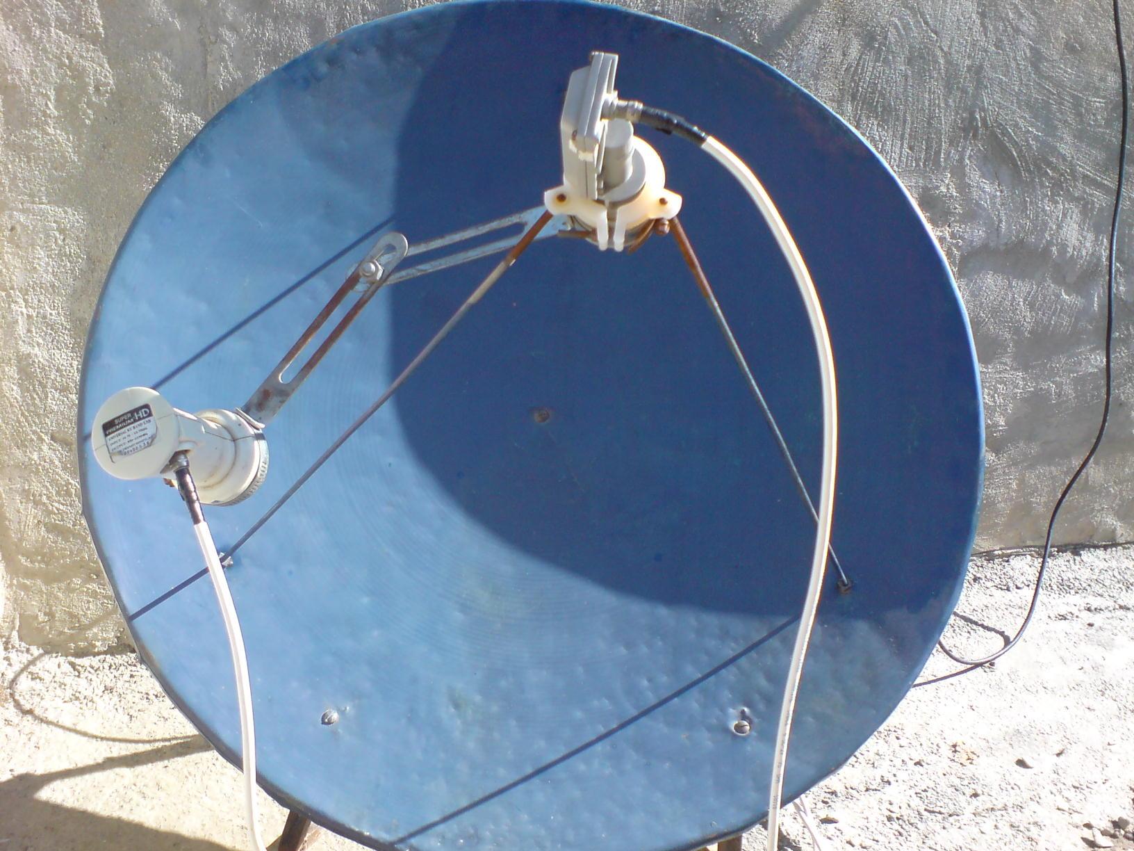 آموزش نصب ماهواره Yahsat 1A به ...